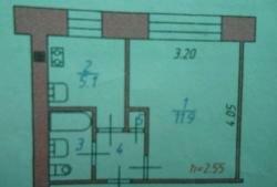 Продается 1-комнатная квартира, 22 кв м, вторичка