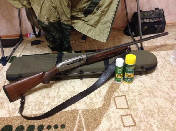 Охотничье ружьё Fabarm-LION H35 ТИТАН.  Иваново.