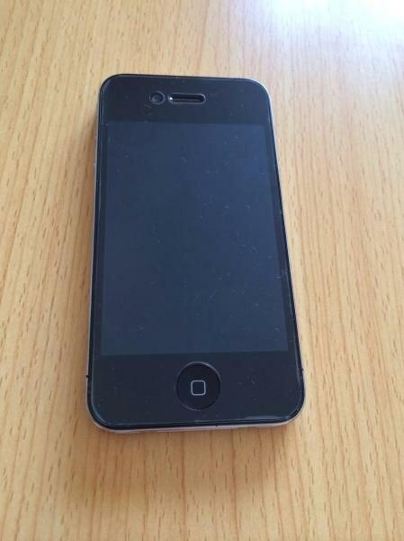 Купить в Иваново | iPhone 4 black 16 GB 3G | baraholka-ivanovo.ru ...